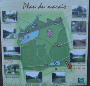 plan du marais flixecourt