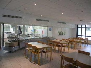 restaurant scolaire Malot Flixecourt