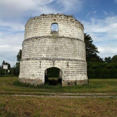 Les moulins du Val de Nièvre - Flixecourt, moulin Basile. Bertrand Fournier
