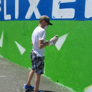 Graffiti Skate Park Flixecourt