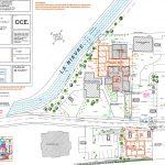 Plan de masse projet MDSI CCAS