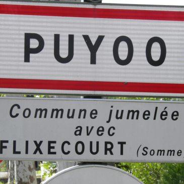 Le jumelage FLIXECOURT-PUYOO