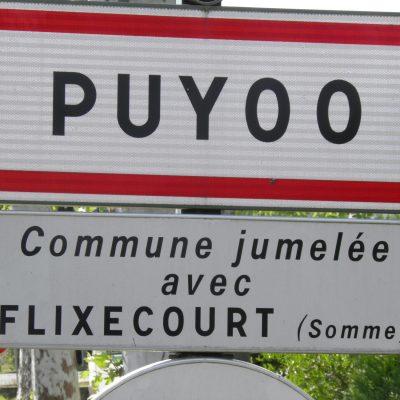 Puyoô commune jumelée avec Flixecourt