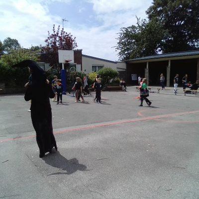 Kermesse 2018 école H Malot Quidditch Enfants