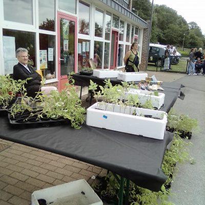 Kermesse 2018 école H Malot Vente de plants