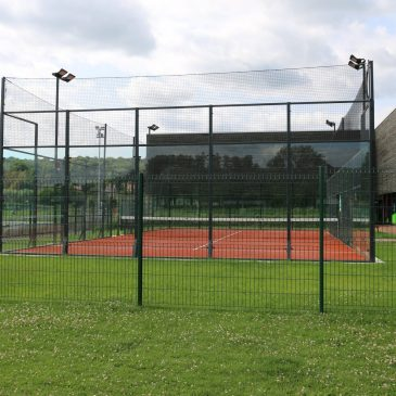 Le Padel arrive au TENNIS CLUB FLIXECOURT