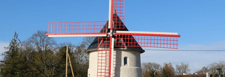 Le moulin Basile rénové Flixecourt