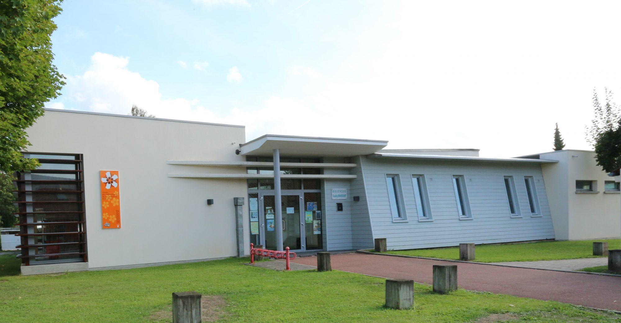 La médiathèque Flixecourt