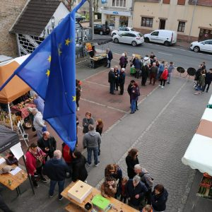 Marché Flixecourt 5 avril