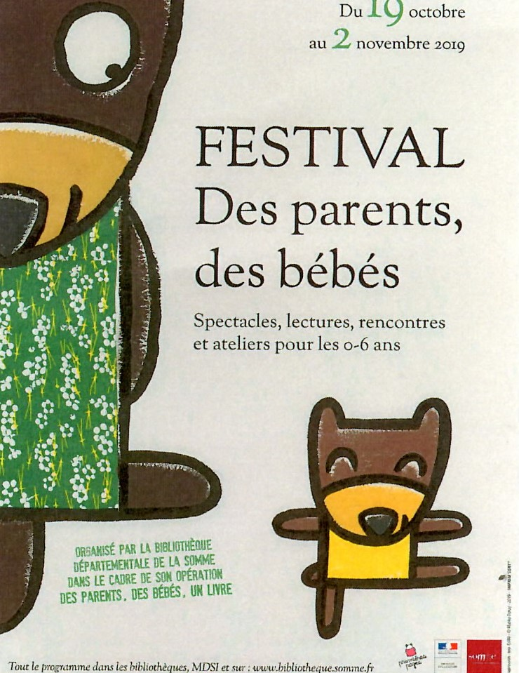 Festival Parents bébés 2019