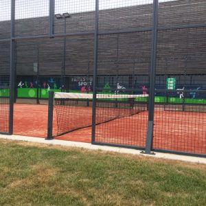 Padel Flixecourt le filet
