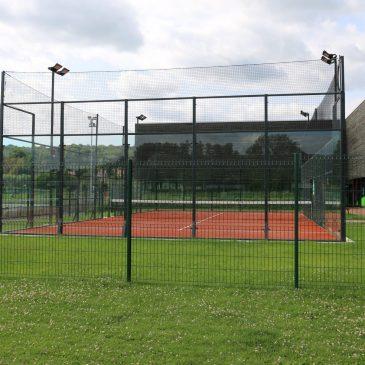 Le Padel arrive au TENNIS CLUB FLIXECOURT