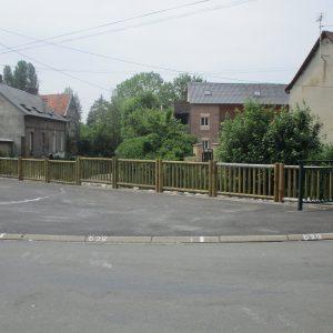 Parking rue de Verdun