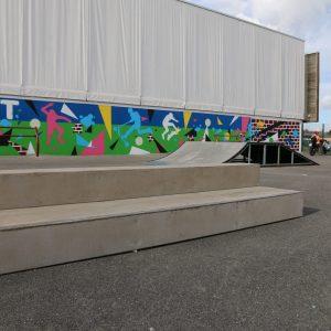 skate park Flixecourt