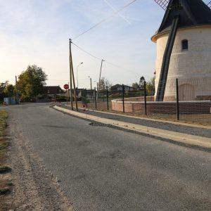 Les trottoirs du moulin