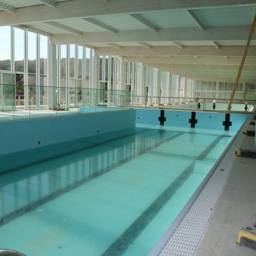 On nagera bientôt à l'Aqua N&S